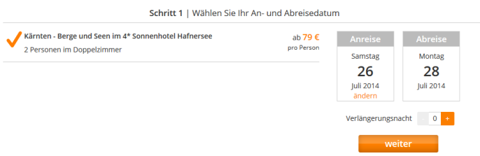 hotel hafnersee