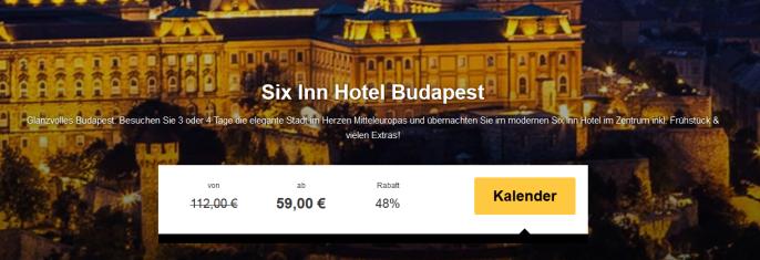 hotel six inn budapest