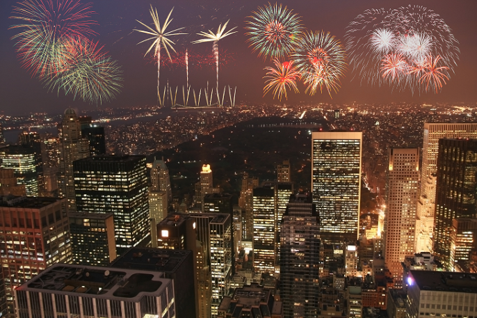 Artikelbild_New_York_Silvester_Skyline