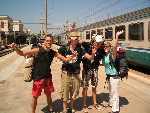 interrail buddies