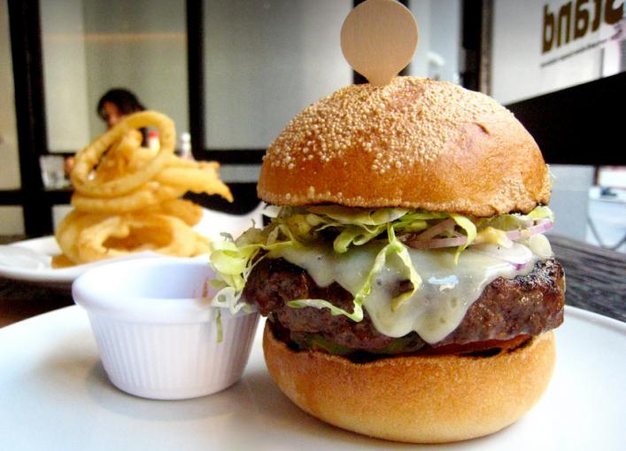 new york burger