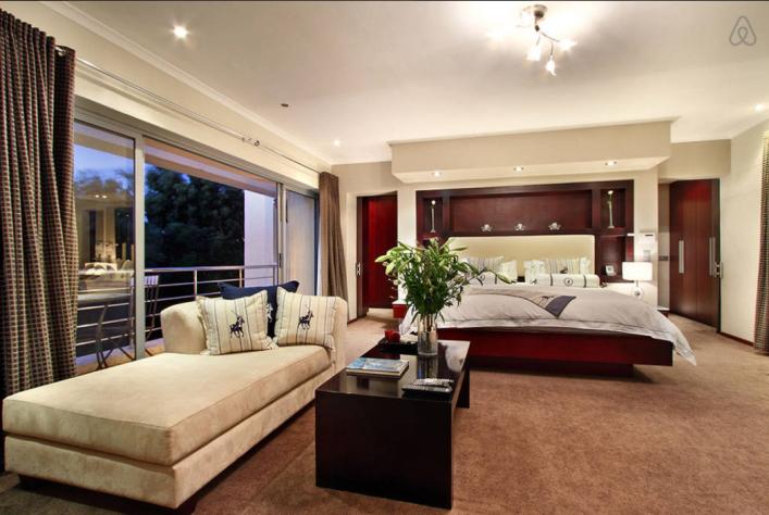 bachelor villa