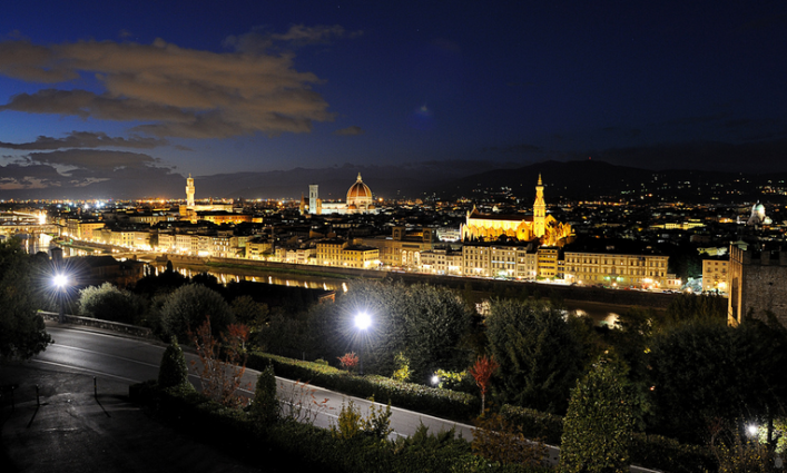 florenz night