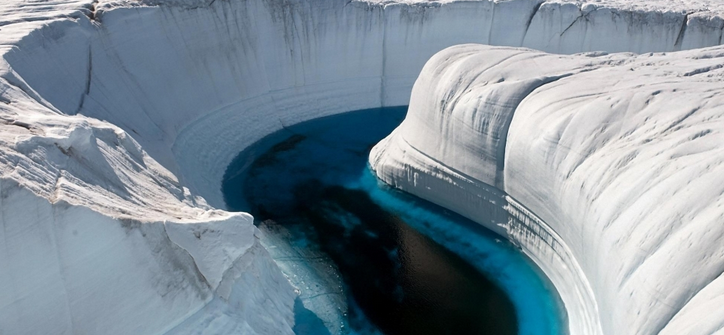 ice canyon