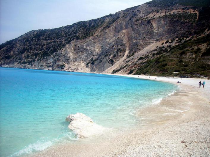 Myrtos Beach Griechenland Hotel