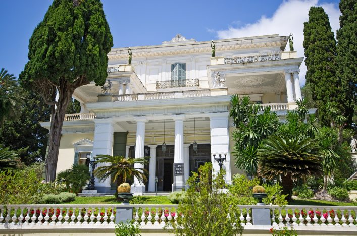 achillion-palace-on-corfu-island-greece_shutterstock_268928156