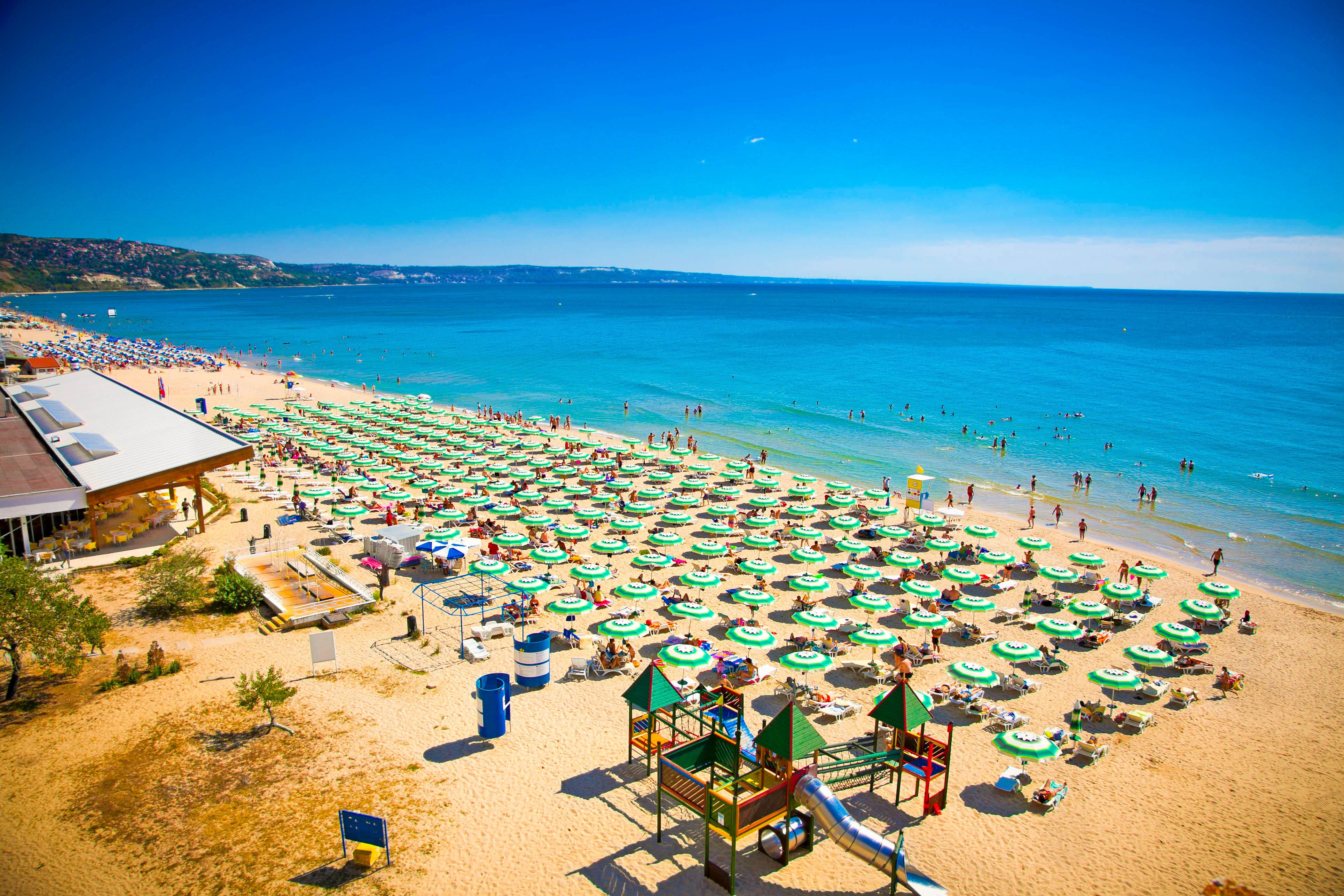 Bulgarien Goldstrand Hotel  Sterne