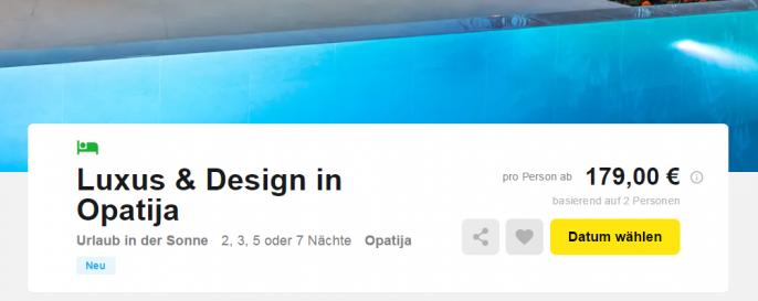 kroatien design