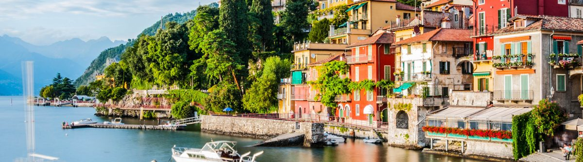 Varenna, Comer See in Italien