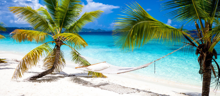 hammock-palm-tree-beach-tropical-climate-st.-john-virgin-islands-istock_000036157422_large-2 karibik