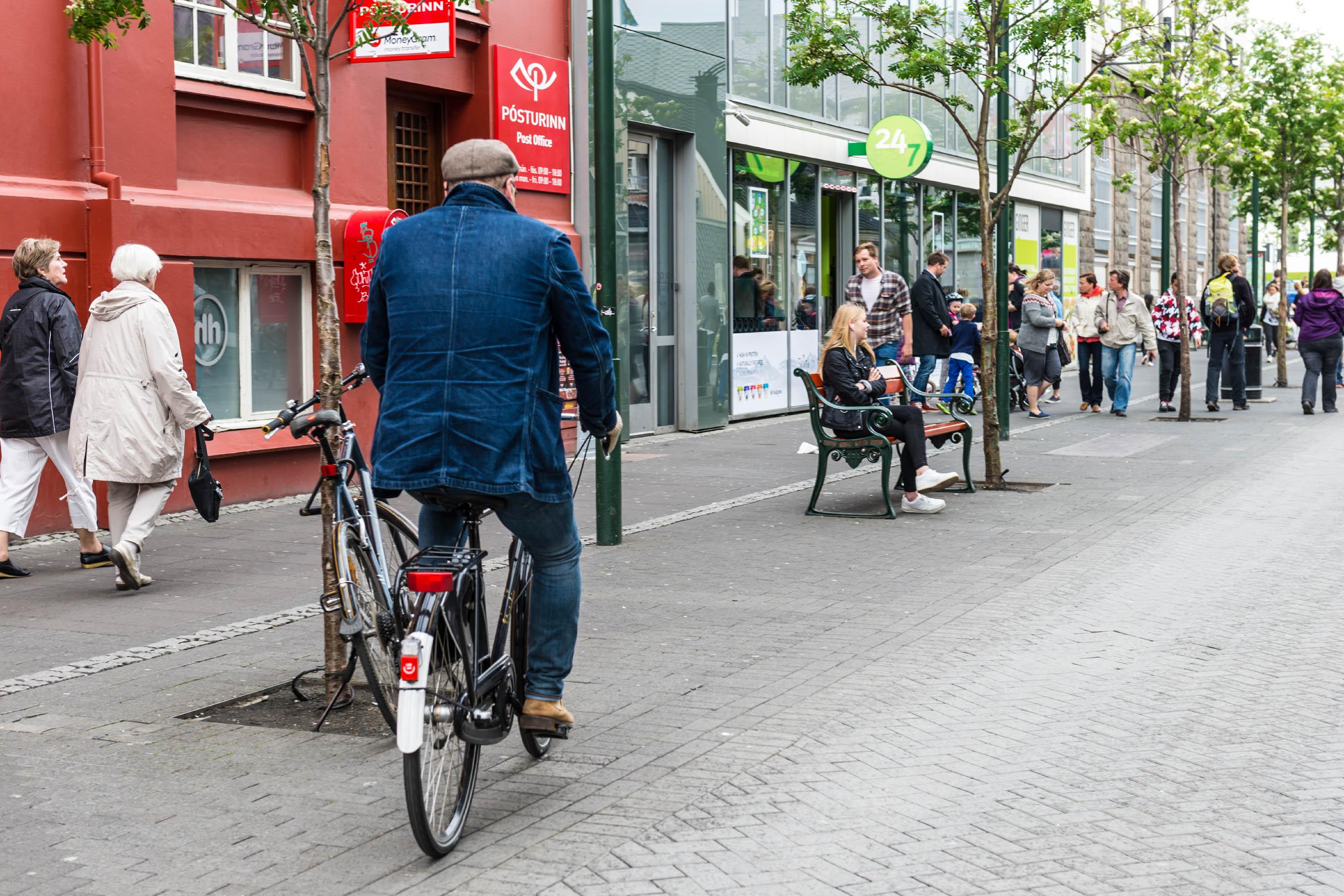 Reykjavik Tipps Altstadt