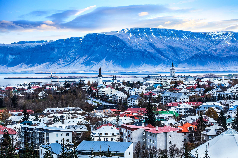 Reykjavik Tipps Blick über Reykjavik
