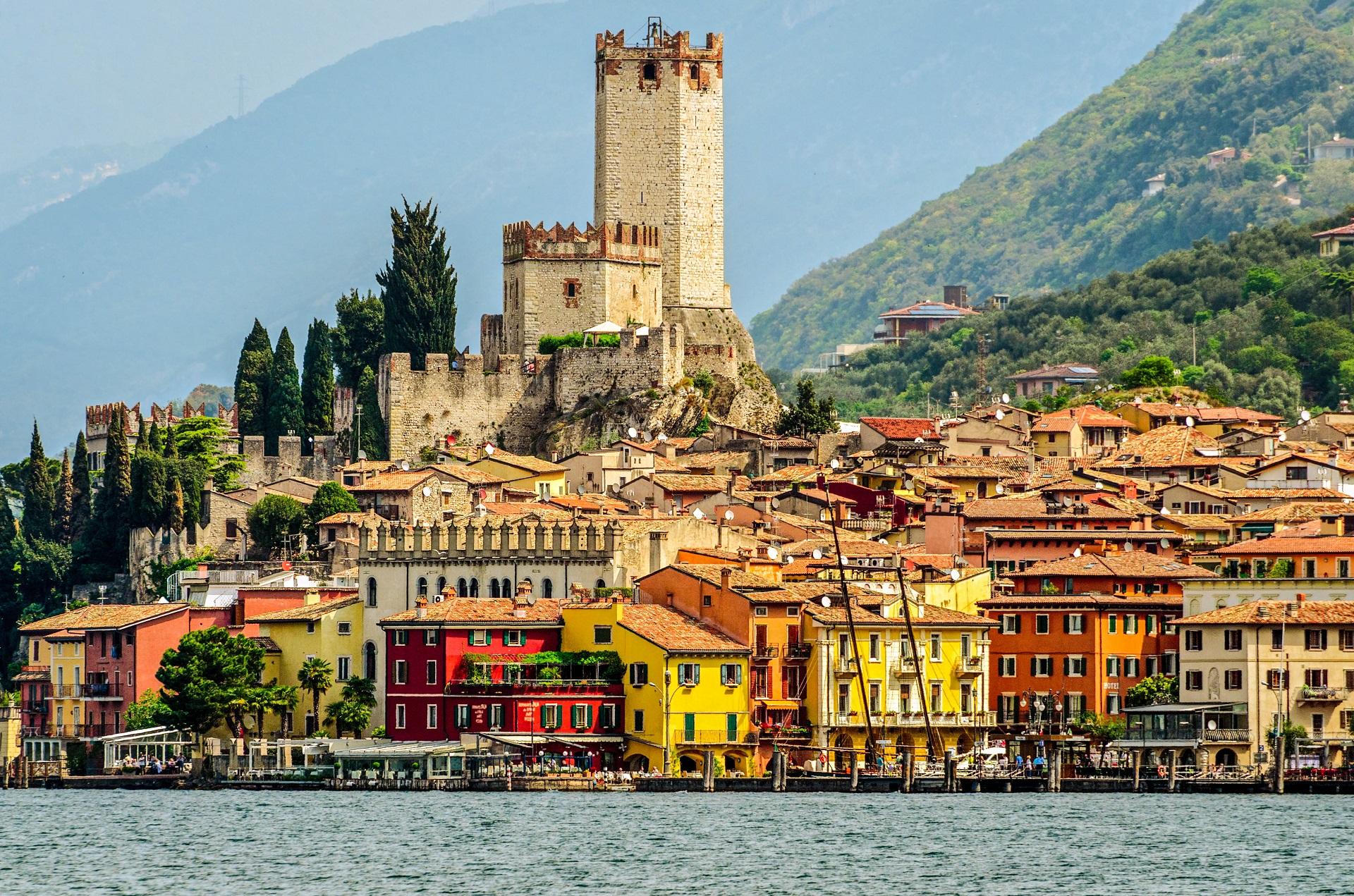 Hotel A Villa Santo Stefano Italia
