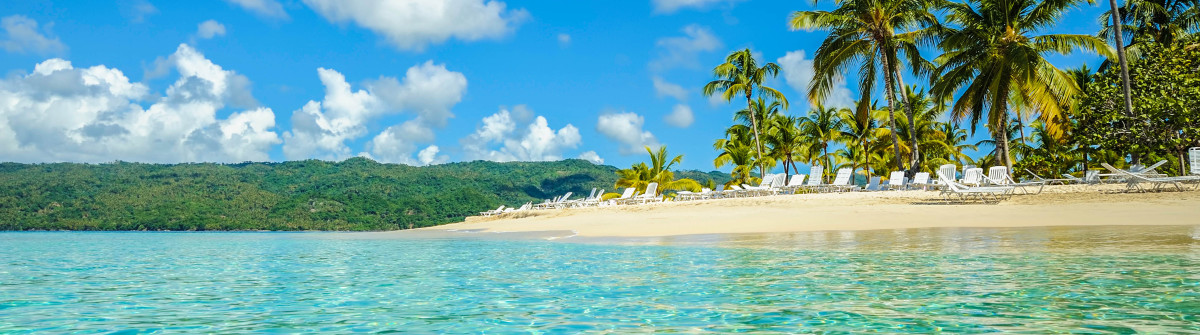 Dominican Republic, Samana Beach, Beach, Exoticism iStock_000011487535_Large-2