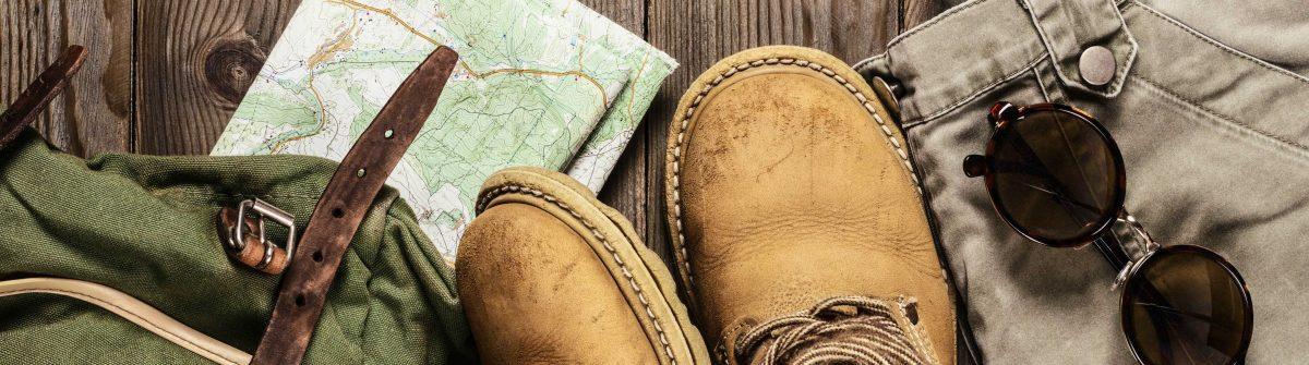 Travel accessories set