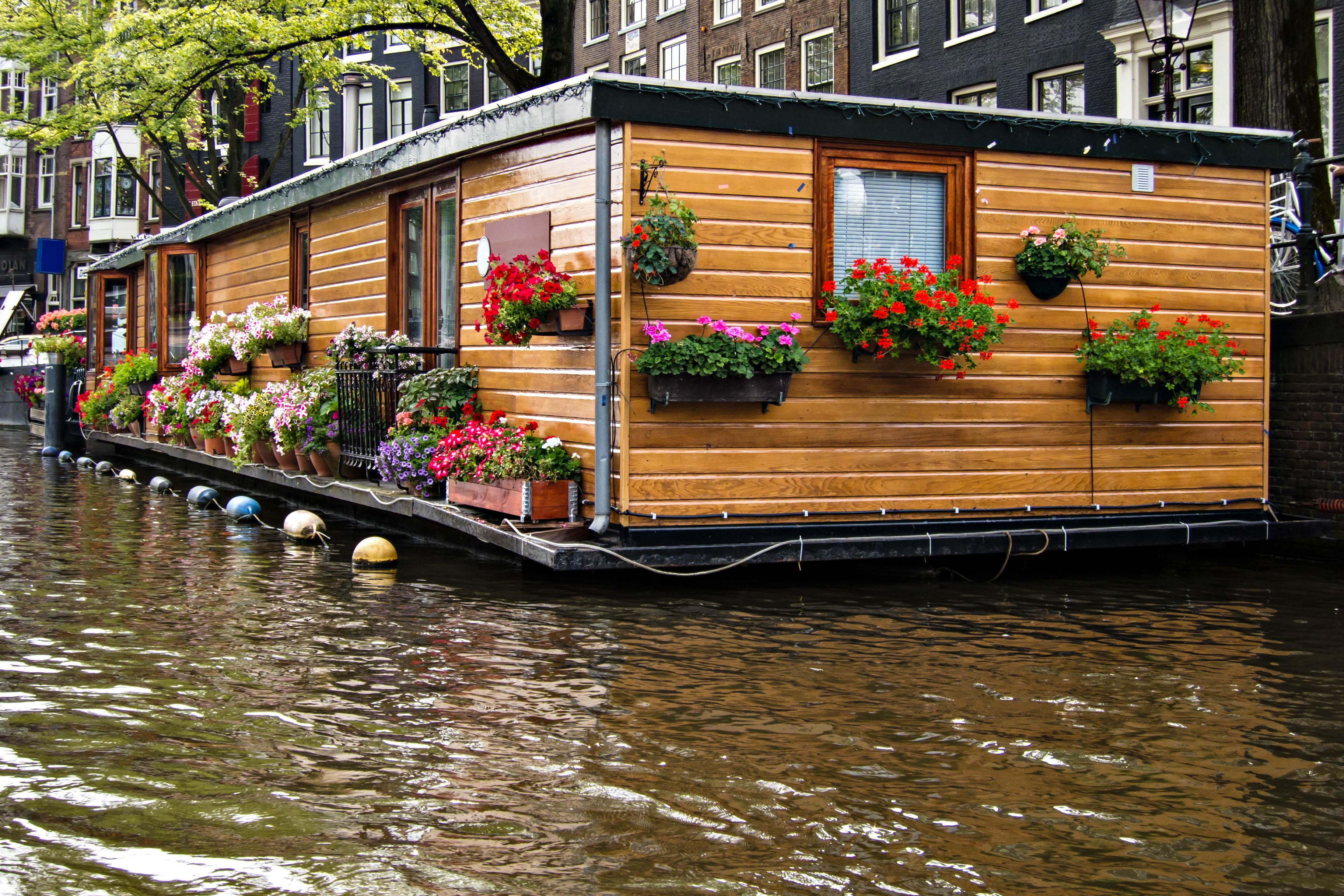 Hausboote in amsterdam - Alquiler casa amsterdam ...