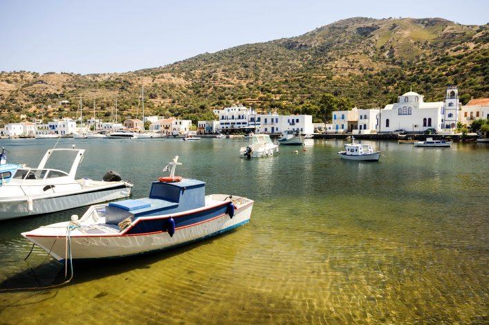 """Nisyros Island, Pali fishing village"""