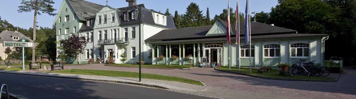 Seehotel Ecktannen