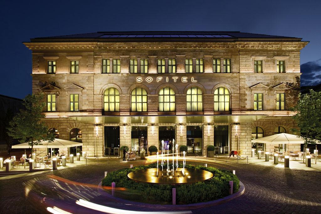 Sterne Hotel Munchen Sofitel