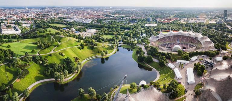 Olympiapark München shutterstock_242486194
