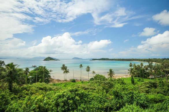 Die kleine Insel Koh Mak ist wunderschön.