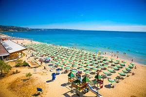 Reisekalender_Reiseziele August_Badeurlaub_Goldstrand Bulgarien