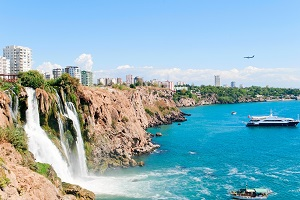 Reiseziele Juli_Badeurlaub_Türkische Riviera_Antalya