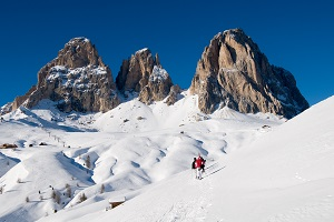 Reiseziele im Januar_Skiurlaub_Italien_Dolomiten