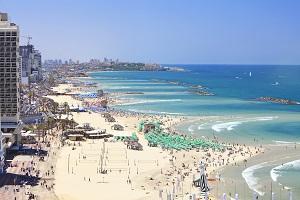 Reiseziele Juli_Badeurlaub_Israel_Tel Aviv