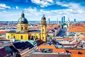 Reiseziele Oktober_Städtereise_Deutschland_München
