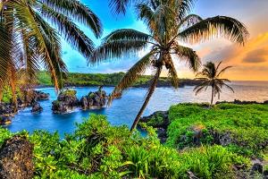Reiseziele Juli_Badeurlaub_Hawaii