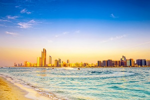 Reiseziele Oktober_Badeurlaub_Abu Dhabi