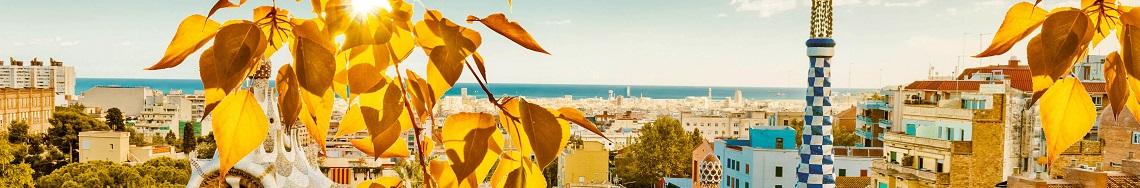 Reiseziele Oktober_Städtereise_Barcelona Herbst
