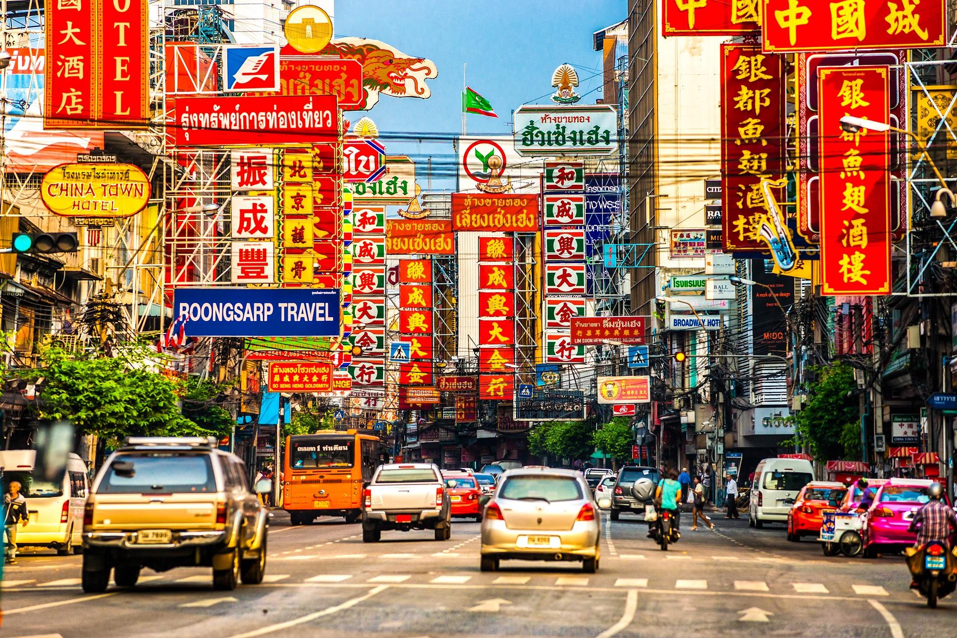 Bangkok Tipps Chinatown