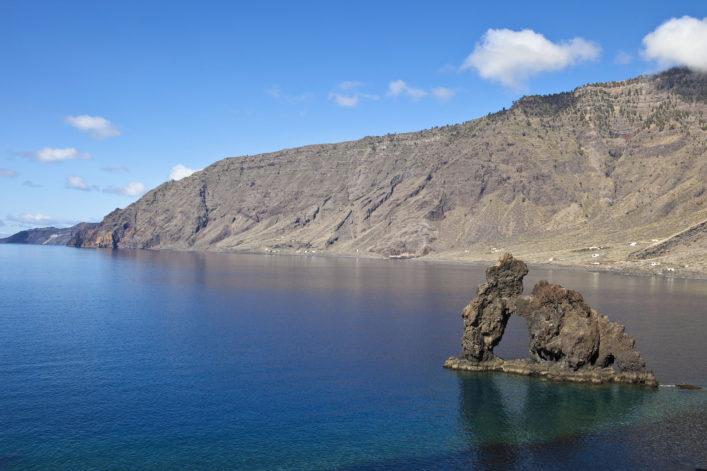 Roque de la Bonanza, El Hierro, Canary Islands