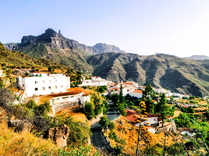 Tejda, Gran Canaria, Canary Islands, Spain