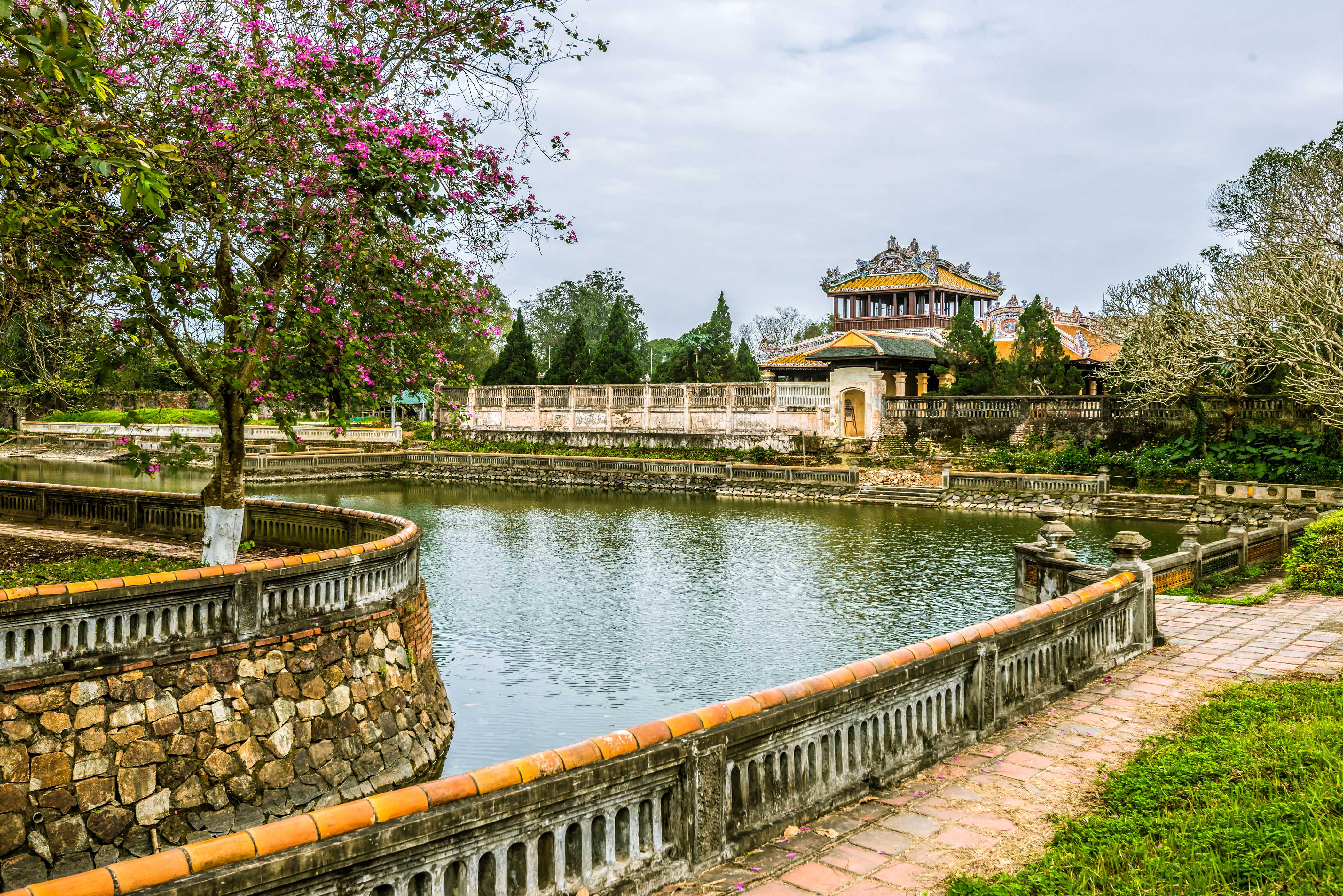 Kaiserstadt Hue Vietnam