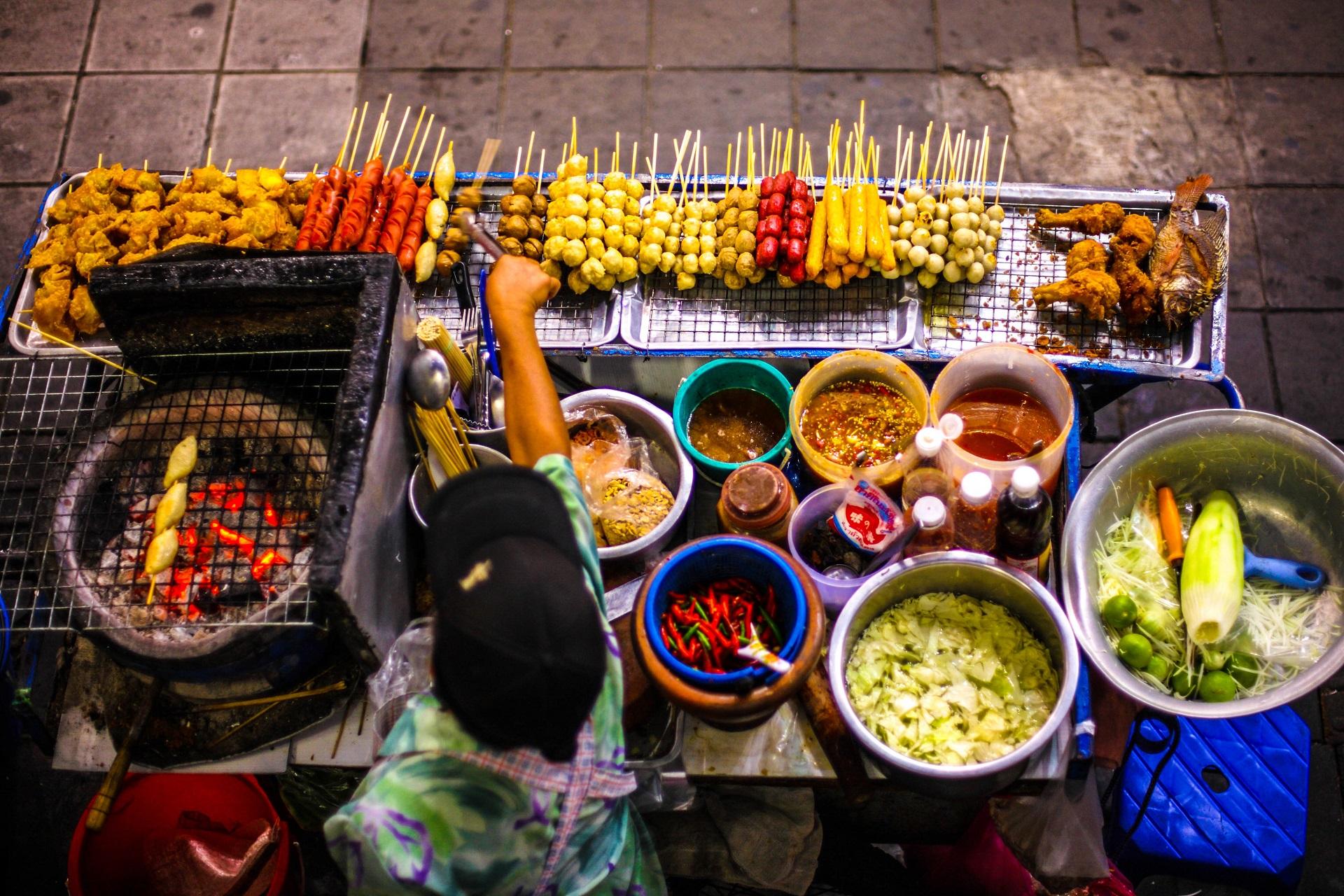 Bangkok Tipps Streetfood Thaifood