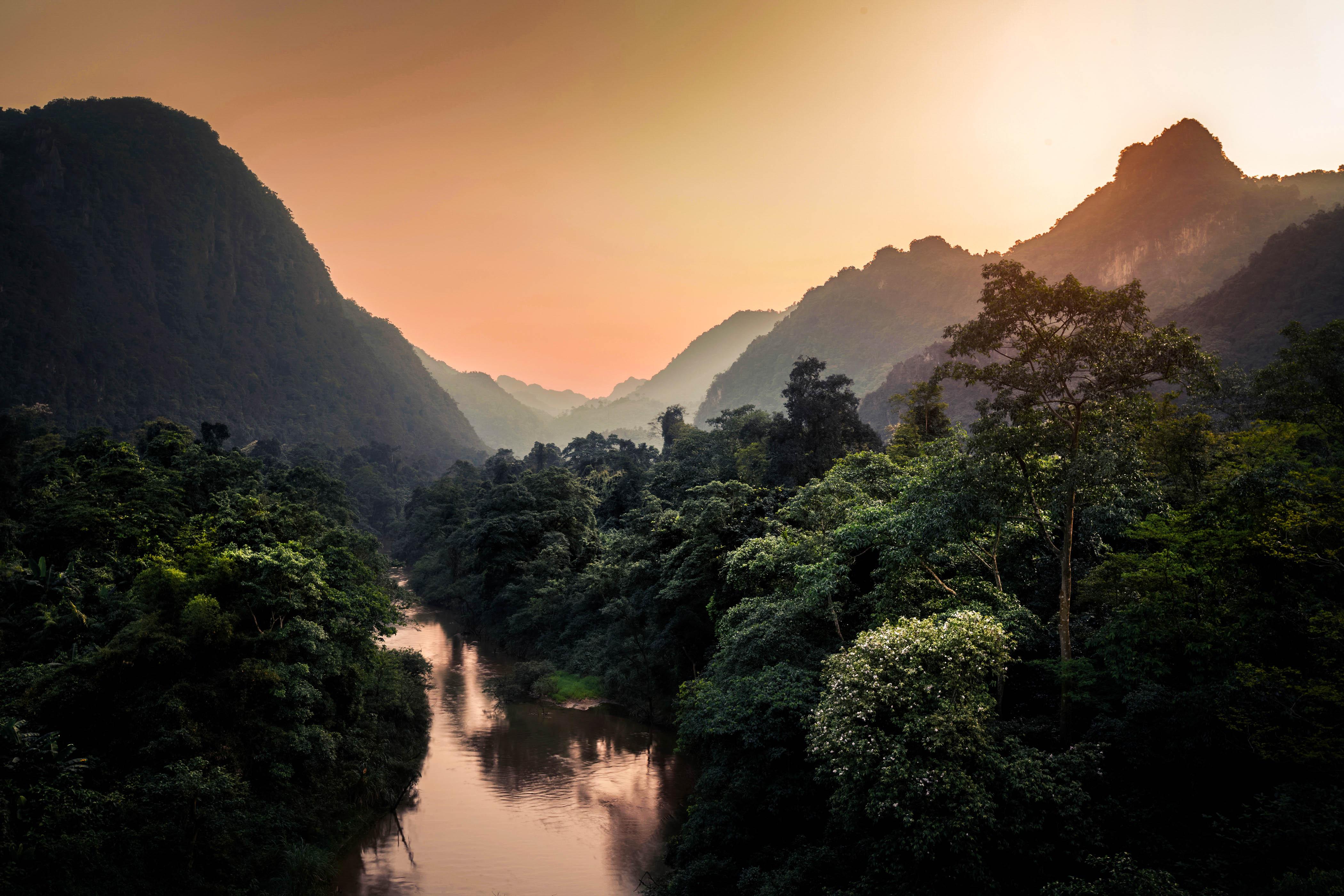 Nationalpark Vietnam