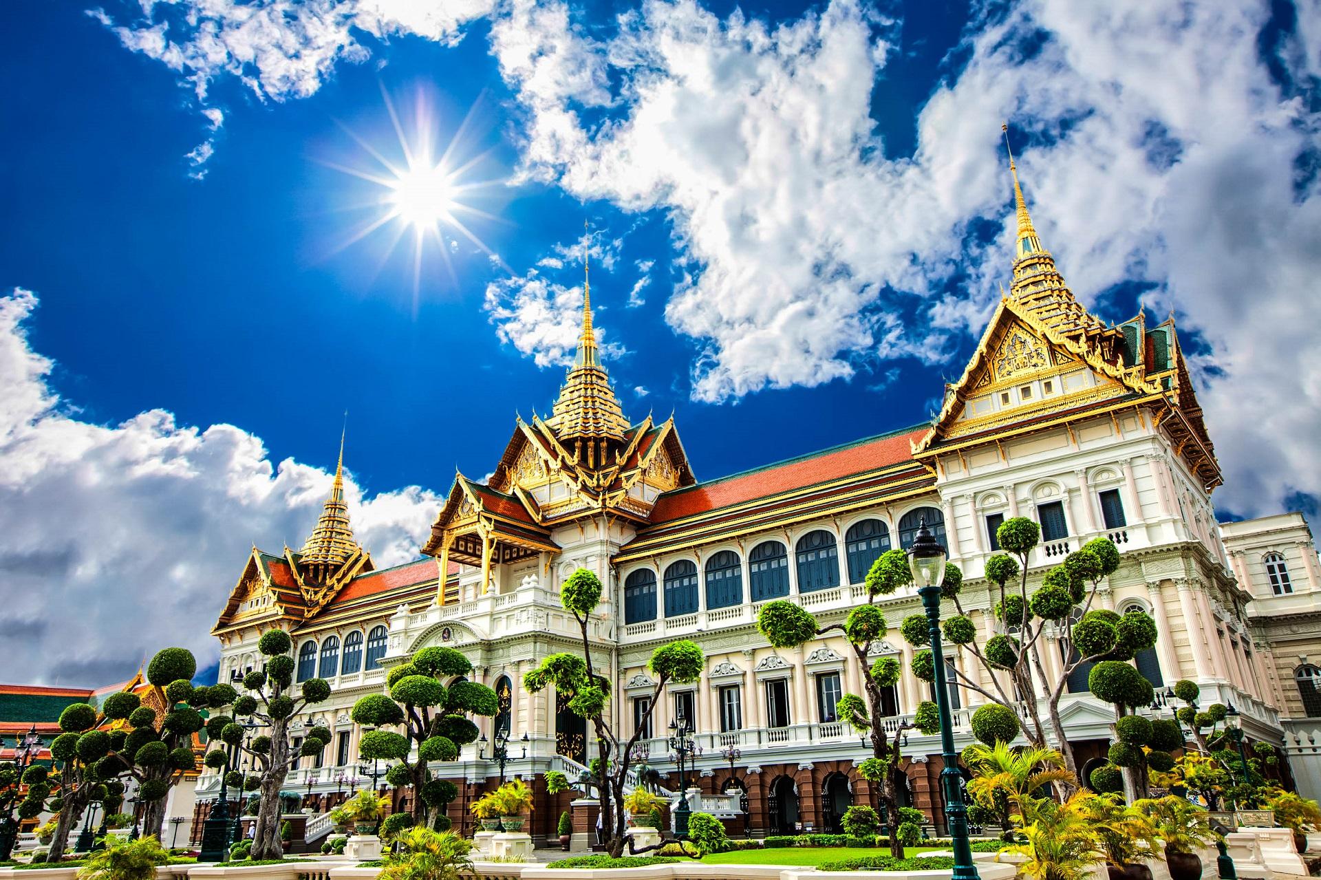Bangkok Tipps Grand Palace