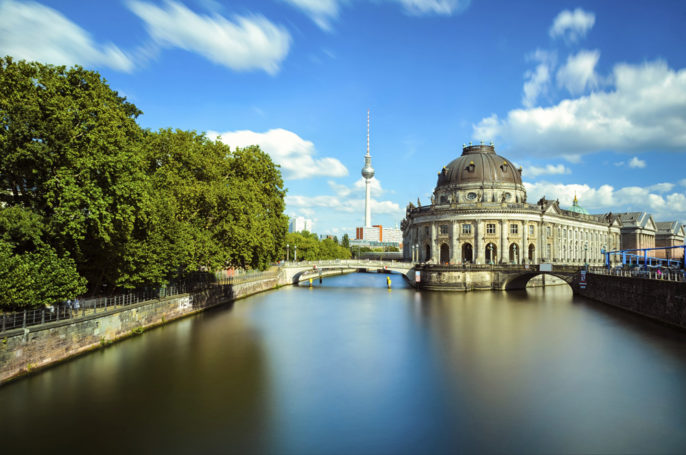 Berlin Urlaub