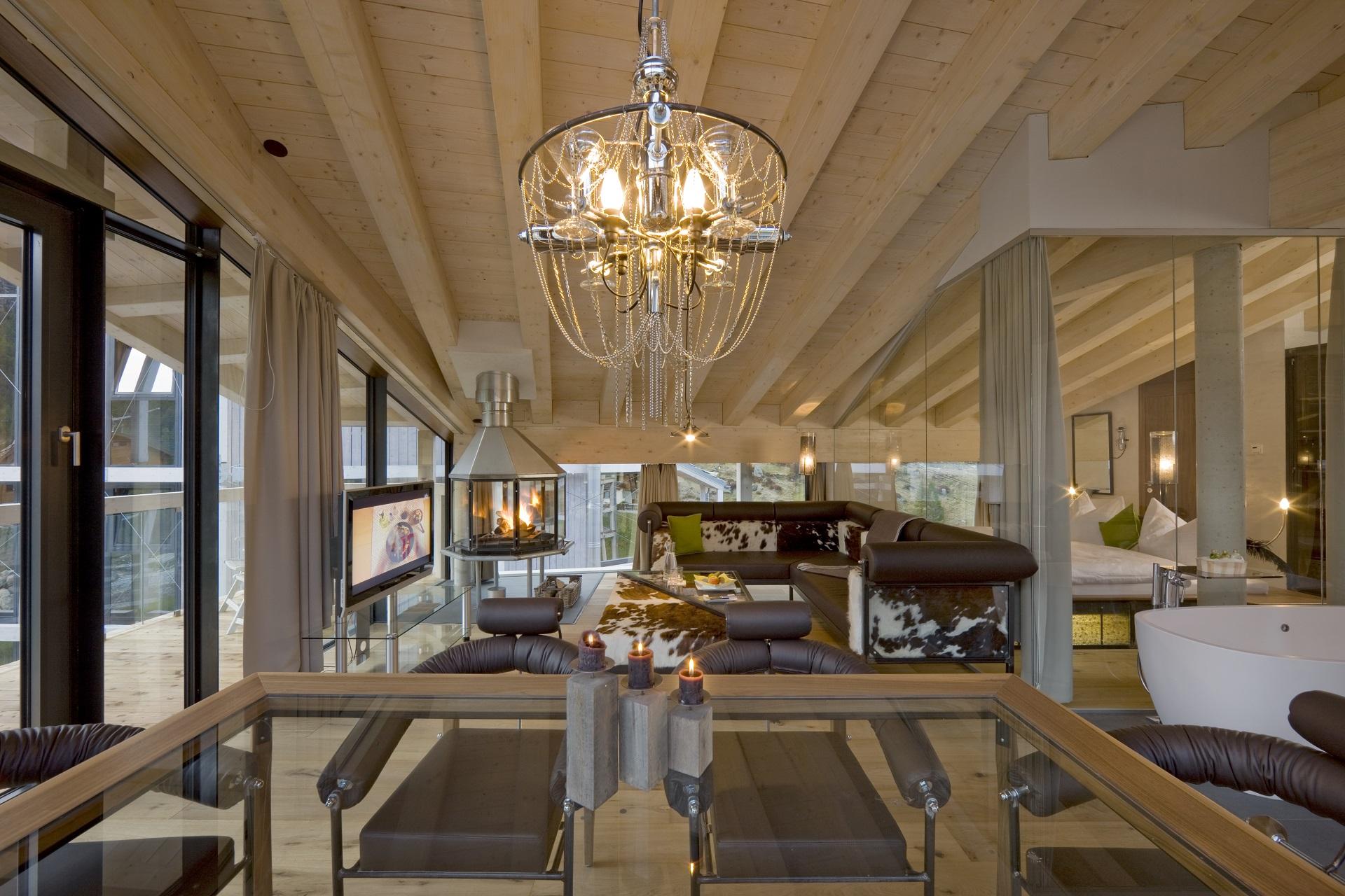 Sommerurlaub zermatt 5 tage im matterhorn focus mit for Design hotel zermatt