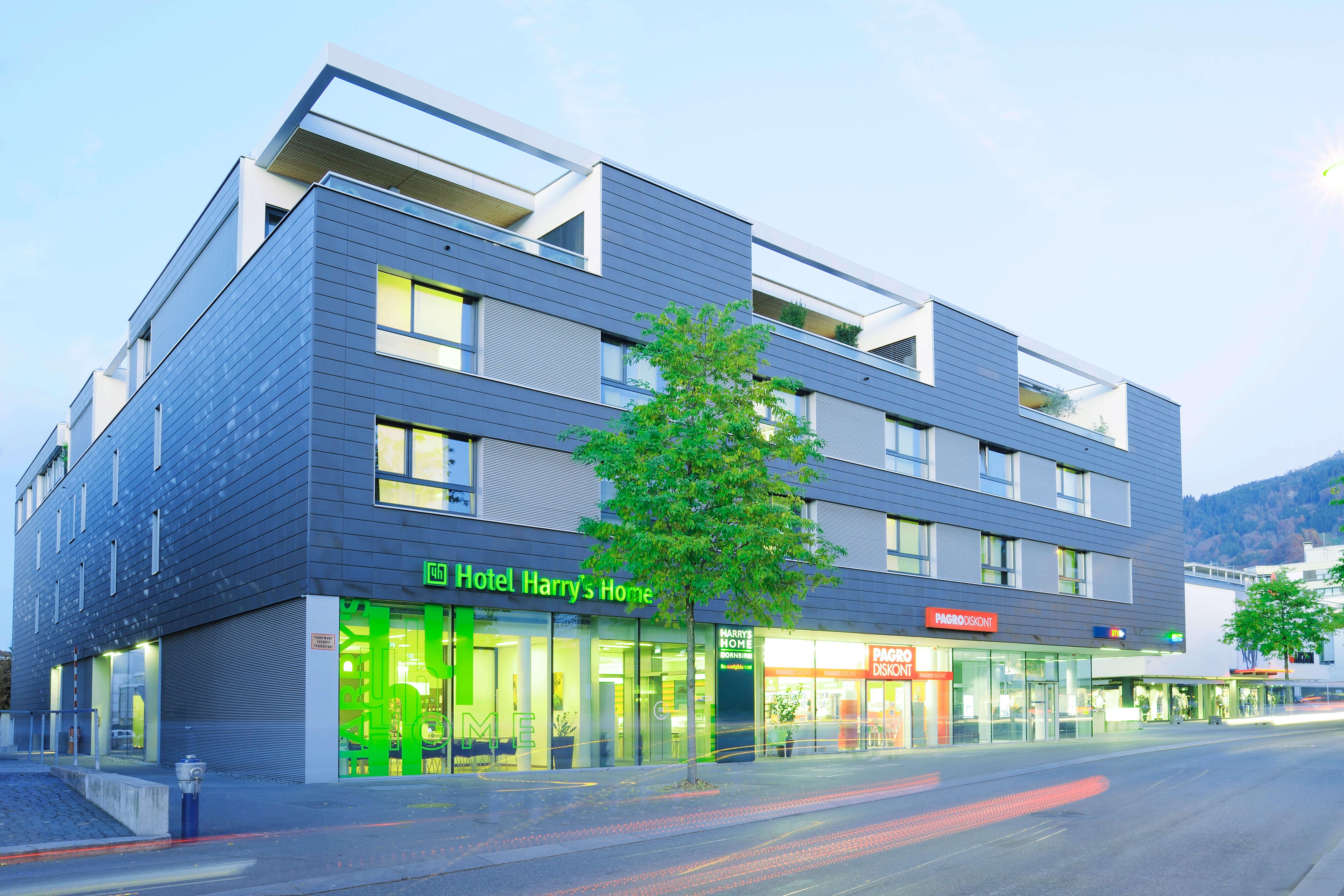 Harry\'s Home Hotel Dornbirn | Urlaubsguru.at