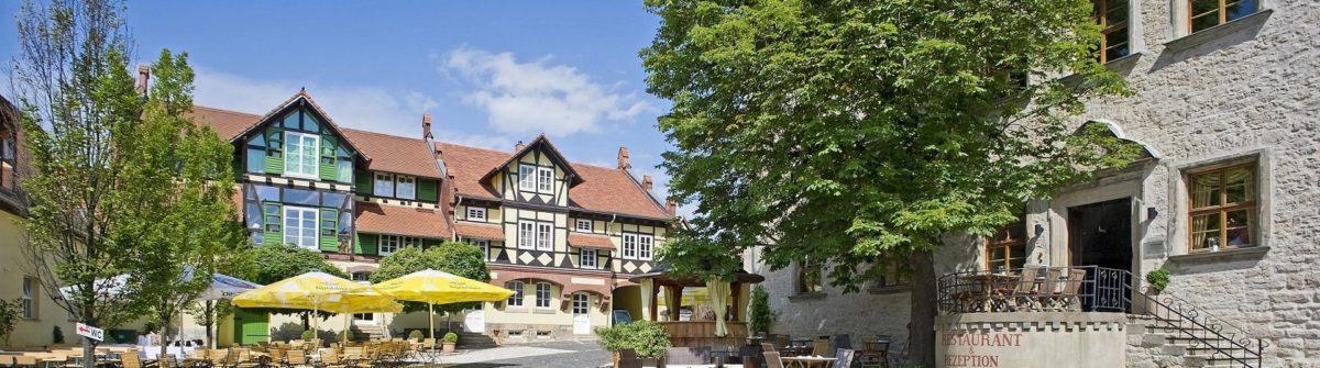 Hotel Resort Schloss Auerstedt bei Weimar