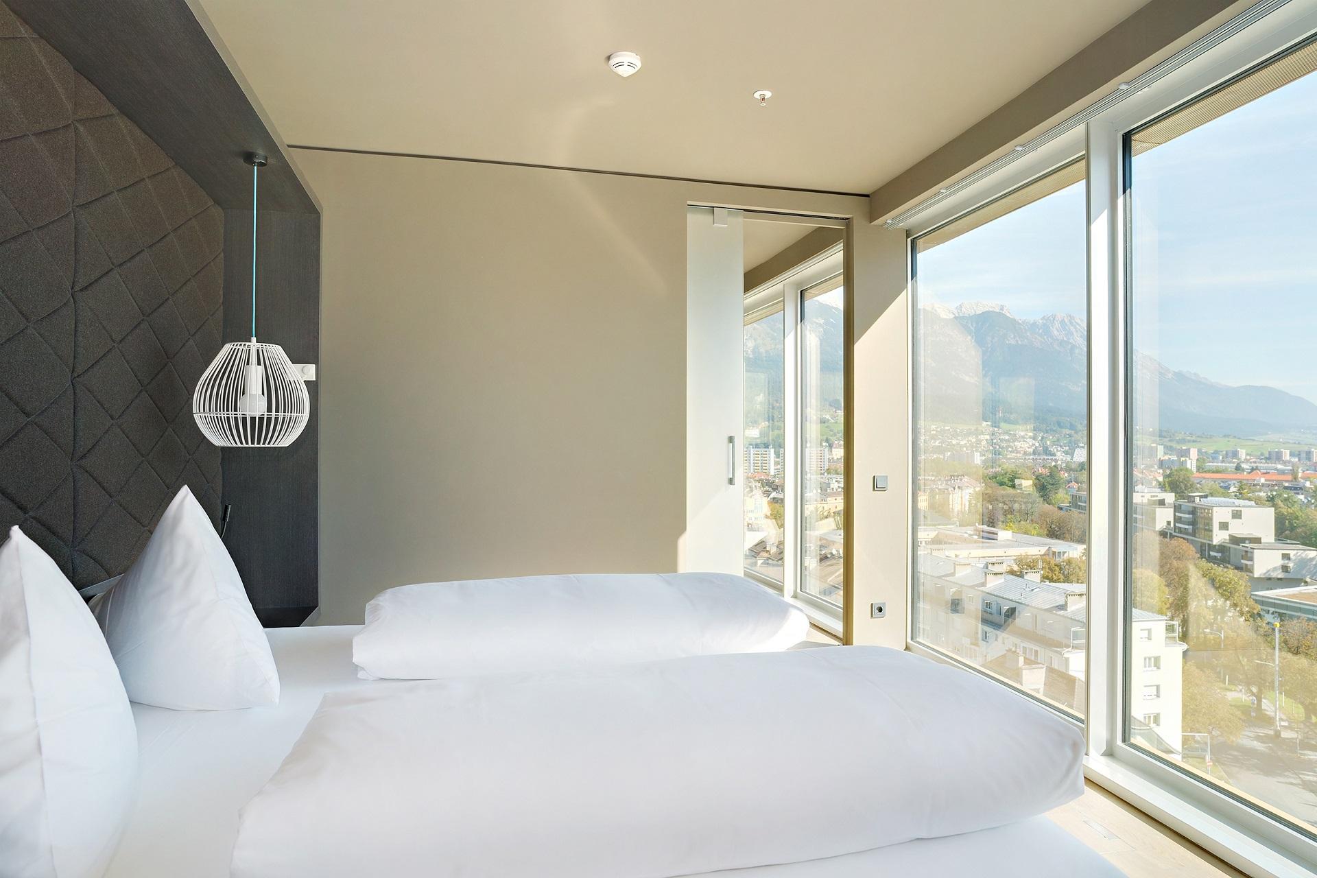 Adlers design hotel innsbruck for Design hotel berge