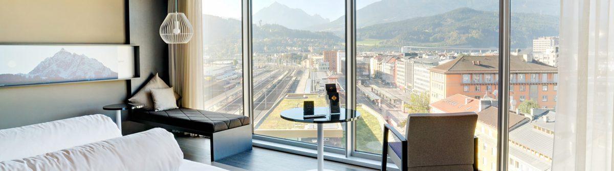 Adlers design hotel innsbruck for Design hotel innsbruck