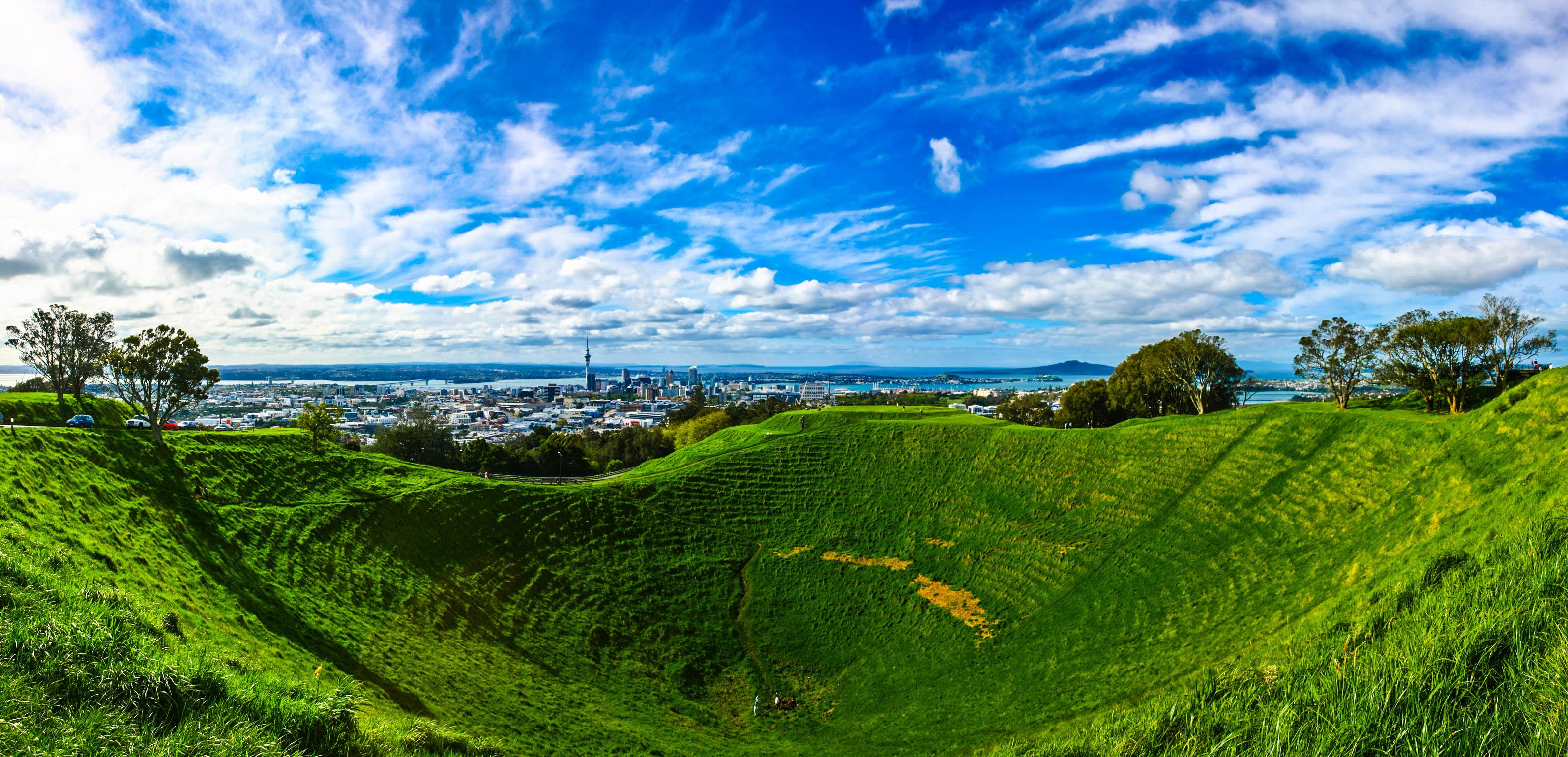 Auckland Tipps Vulkane