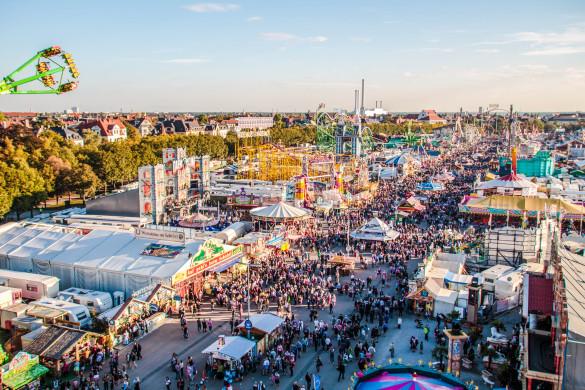 Oktoberfest München Wiesn