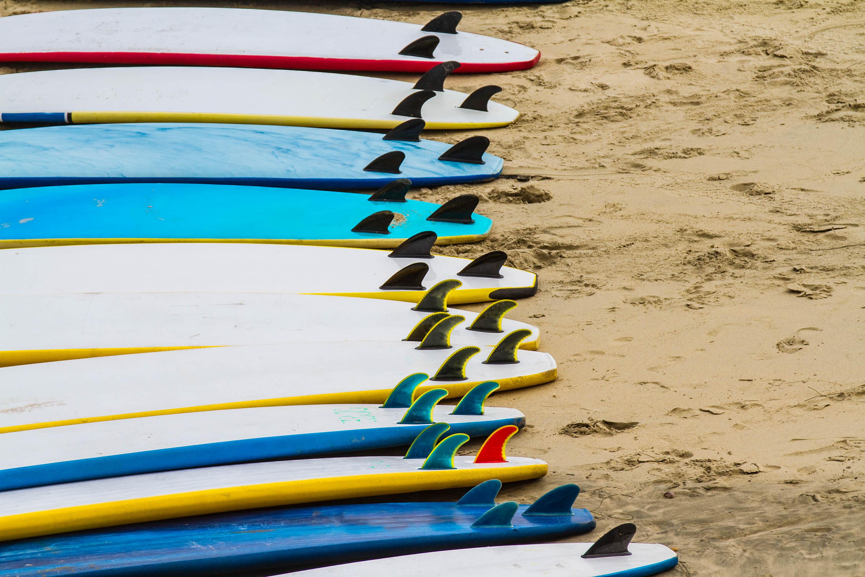 Malibu Surfen