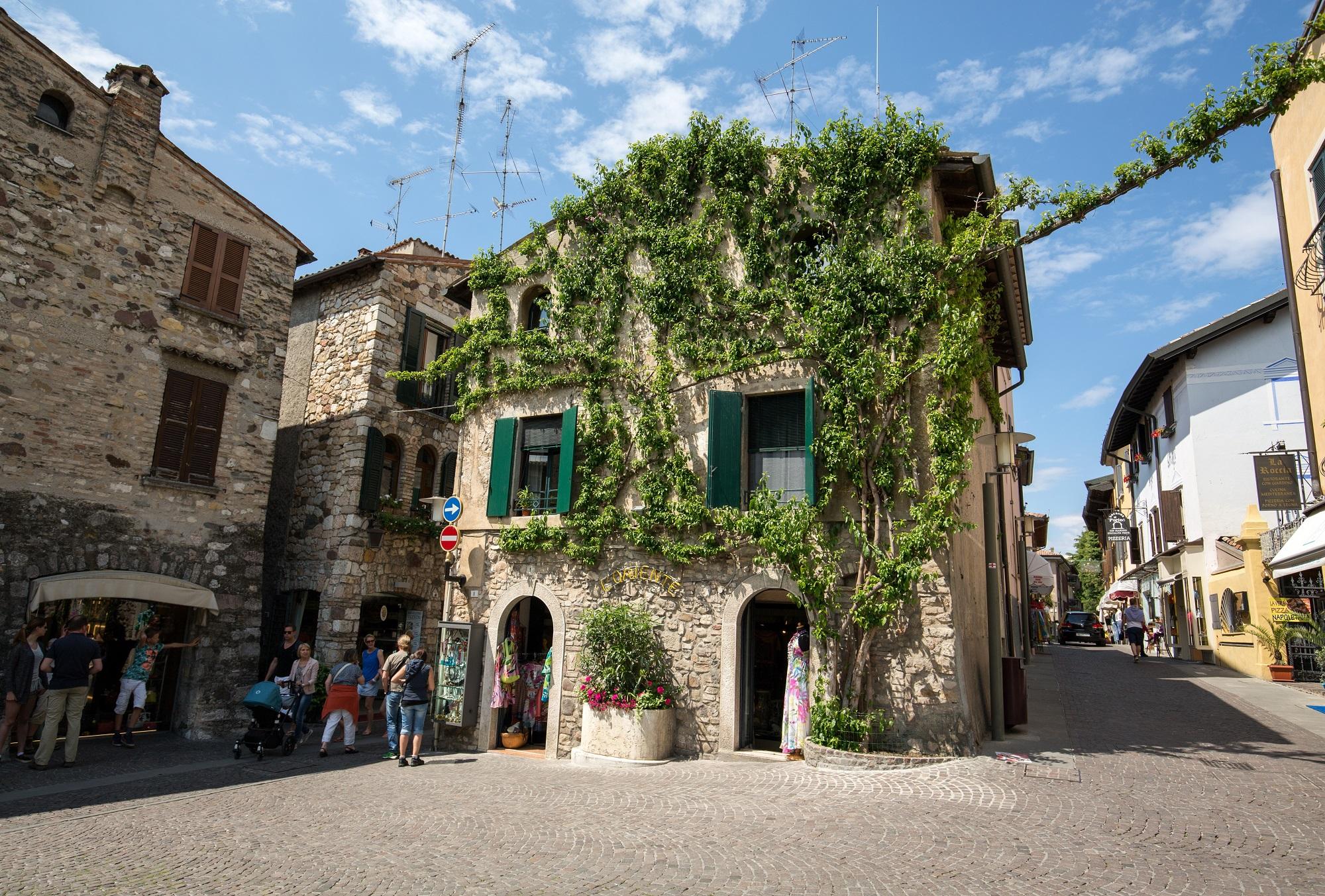 Kurort In Italien